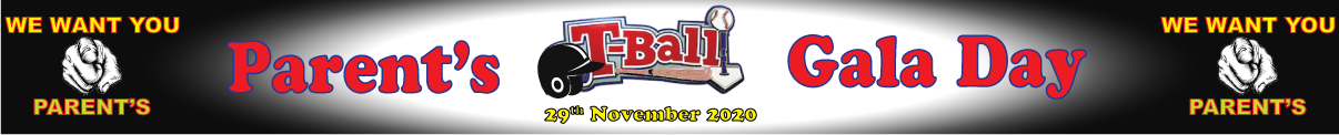 2020 parents T-Ball Gala Day